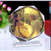 Beautiful Crystal Photo Frame for Wedding Gifts and Souvenirs