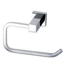 Porte-papier hygiénique à barre horizontale en alliage d'aluminium