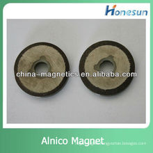 permanent magnet alnico for speed meter using