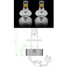 2015 new h4 led 2015 led headlight bulb h4 high power led headlight