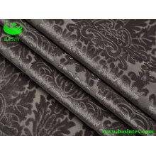 Queimado tecido de tecido de poliéster (BS4034)