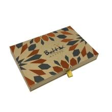 Großhandel Mode Schublade Stil Kraftpapier T-Shirt Box