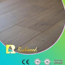 Piso laminado de madera del parquet HDF del papel importado de alta definición