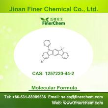 Cas 1257220-44-2 | 2 - Bromo - 5,7 - dihidro - 7,7 - dimetil - 5 - fenilindeno [2,1 - b] carbazol | 1257220-44-2 | precio de fábrica; Gran stock