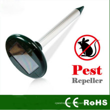Solar Powered Mole Repeller, Multi Pulse with Variable Frequency