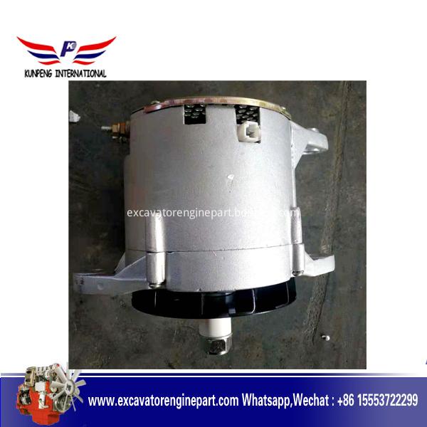 CUMMINS NTA855 diesel engine alternator 4061007