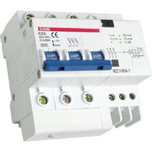 DZ47LE C45LE Residual Current Circuit Breaker
