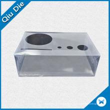 Полиэтиленовая пластиковая коробка для одежды / одежды / сумок