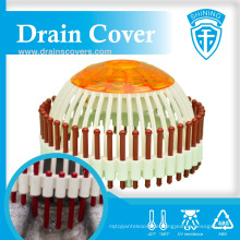 DC-D1810A Advanced Outside Roof verstopfte Dome Drain Sieb