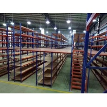 Multi Tier Mezzanine Racking