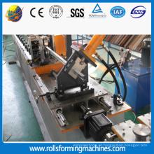 Placa de aço máquina de rolamento / teto grade Tee dá forma à máquina