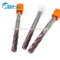 BFL Carbide Fresa ЧПУ спиральные флейты развертки
