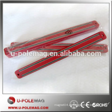 Alto calificado plástico magnético cuchillo titular