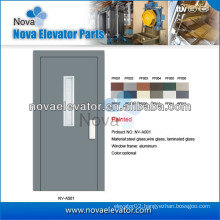 Villa Lift Manual Door for Home Elevators and Lifts