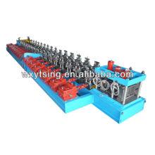 Rodillo de cepillado C automático que forma la máquina