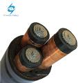 3 Core AL XLPE Insulated 300mm 15kV 25kV Underground Cable