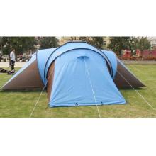 Trois chambres à coucher 1 Hall 8- 10 personnes tente de camping imperméable