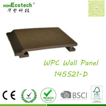 OEM China WPC Factory Wholesale Panel Projects Revestimiento de pared