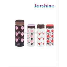 Hot sale 350ML colored, lovely vacuum flask made in china