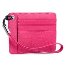 Top-Qualität aus strapazierfähigem Leder Kreditkartenetui Cover Holder