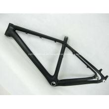 Cuadro de bicicleta de fibra de carbono marco de fibra de bicicleta