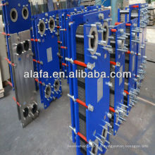 A8M échangeur à plaques, échangeur de chaleur de type joint