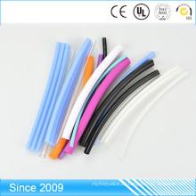 Plastikpolyvinylelektrischer Draht-Schutz PVC-Schläuche für Draht-Jacke