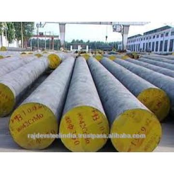 Barra redonda de aço carbono de alta qualidade
