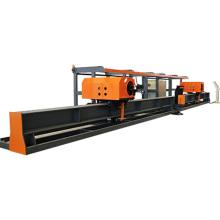 Двухголовый автоматический станок для гибки арматуры