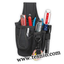 4 Pocket Tool Bag and Cell Phone Holder