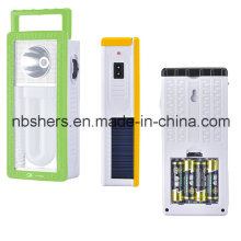 Настольная лампа аварийного освещения для солнечных батарей