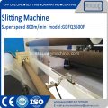 Wide Web Surface Slitter Rewinder Maschine
