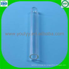6mm 50mm Glas Test Tube