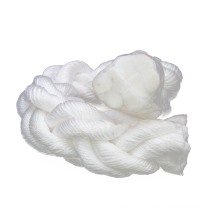 3-strand 6mm 12mm dacron polyester double braided rope manufacturer in china braid yacht rope