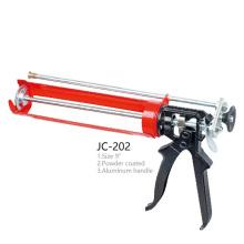 JC-202 Silicone Sealant Cylinder PNEU Gun Caulking Gun