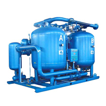 heated activated alumina desiccant adsorption air dryer