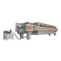 Zhejiang 1250 série membrane automatique PP filtre presse