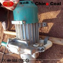 Venta mina a prueba de explosiones de mano rotatoria eléctrica taladro de carbón seco