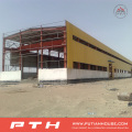 Profesyonel Tasarım Prefabrik Çelik Yapı Sergi Salonu