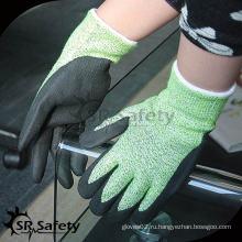 SRSAFETY 13G Трикотажные разрезные перчатки / Защитные перчатки / Защитные перчатки