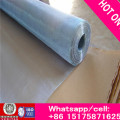 ISO9001 Factory Epoxy Resin Coated Aluminum Wire Mesh/ Black Window Screen Wire Netting Insect Netting