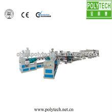 Ligne d'extrusion de carte (feuille) PC / PS / HIPS / ABS / PP / PE