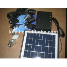 solar power system . convenience use for outdoor .
