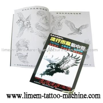 Tattoo-Design-Buch