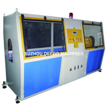 High Speed PE Pipe No Dust Cutting Machine