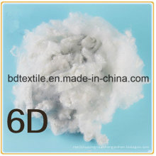 High Quality Polyester Staple Fiber for 6D