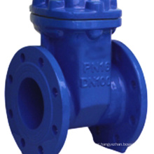 Supply ductile iron gate valve flange atmospheric valve mechanical industrial valve
