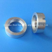 Piezas de torneado del CNC de aluminio de la precisión