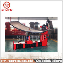 China supplier electric sheet metal bending machine