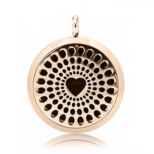 gros aromathérapie huile loket pendentif diffuseur collier